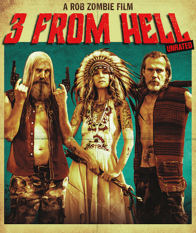 3 From Hell [2019] [DVDR] [NTSC] [Subtitulado]