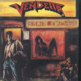 """Επανακυκλοφορεί στα μέσα Ιουνίου ο δίσκος των Vendetta """"Brain Damage"""""""