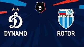 « Динамо М» — «Ротор»: прогноз на матч, где будет трансляция смотреть онлайн в 15:30 МСК. 15.08.2020г.