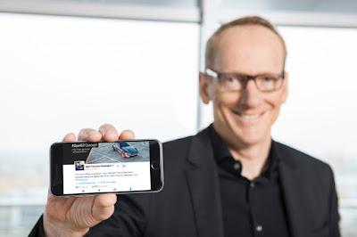 Το αφεντικό της Opel Karl-Thomas Neumann νέος 'LinkedIn Influencer'