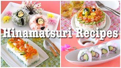 Top 10 Hinamatsuri Recipes