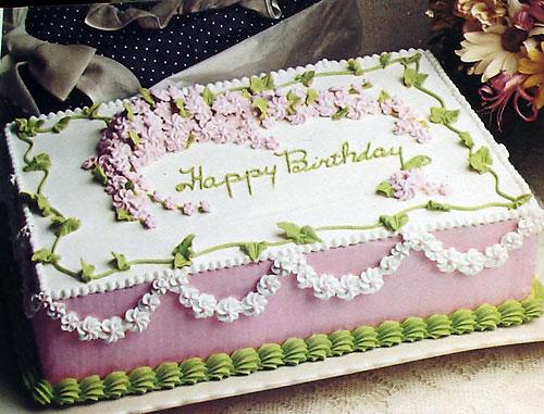 Wallpaper World Birthday Cakes