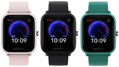 amazfit pop smartwatch