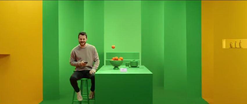 Modello Enel Energia pubblicità e-goodlife di Enel Energia la casa del futuro è già qui con Foto - Testimonial Spot Pubblicitario Enel Energia 2017