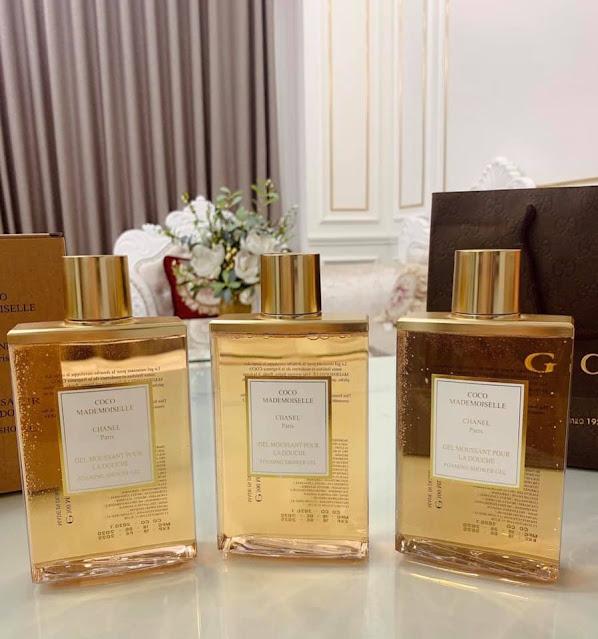 Chanel Coco Mademoiselle Foaming Shower Gel sẽ mang đến mùi hương phù hợp và gây ấn tượng sâu sắc với người nhận được món quà của bạn