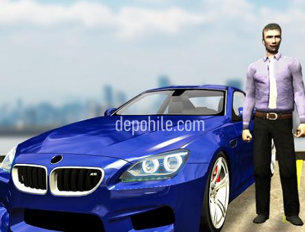Car Parking v4.5.9 Araba ve Tüm Karakterler Açık Hileli Apk 2020