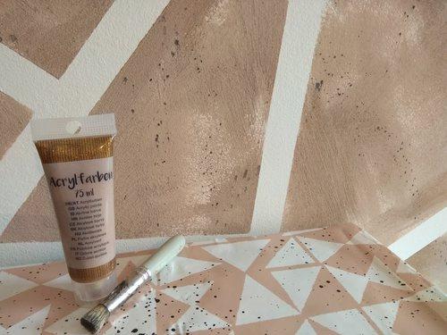 come dipingere una parete in modo originale
