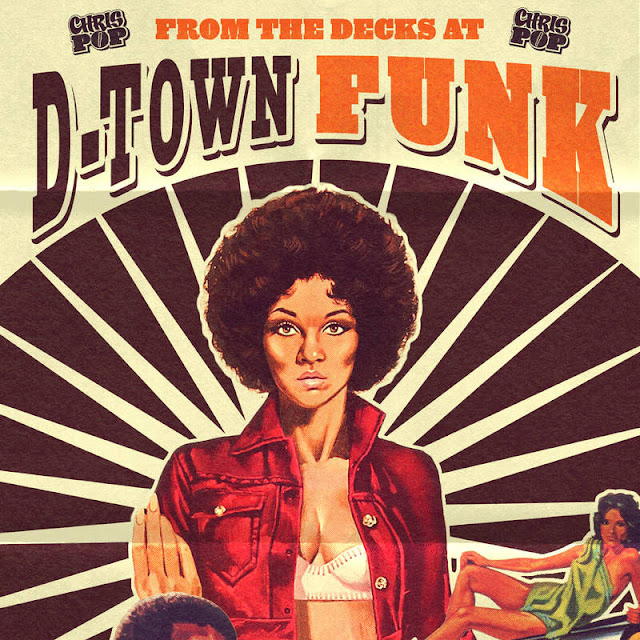 D-TOWN FUNK | CHRIS POP MIXTAPE | Stream und Free Download
