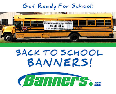 Back to School Banners | Banners.com