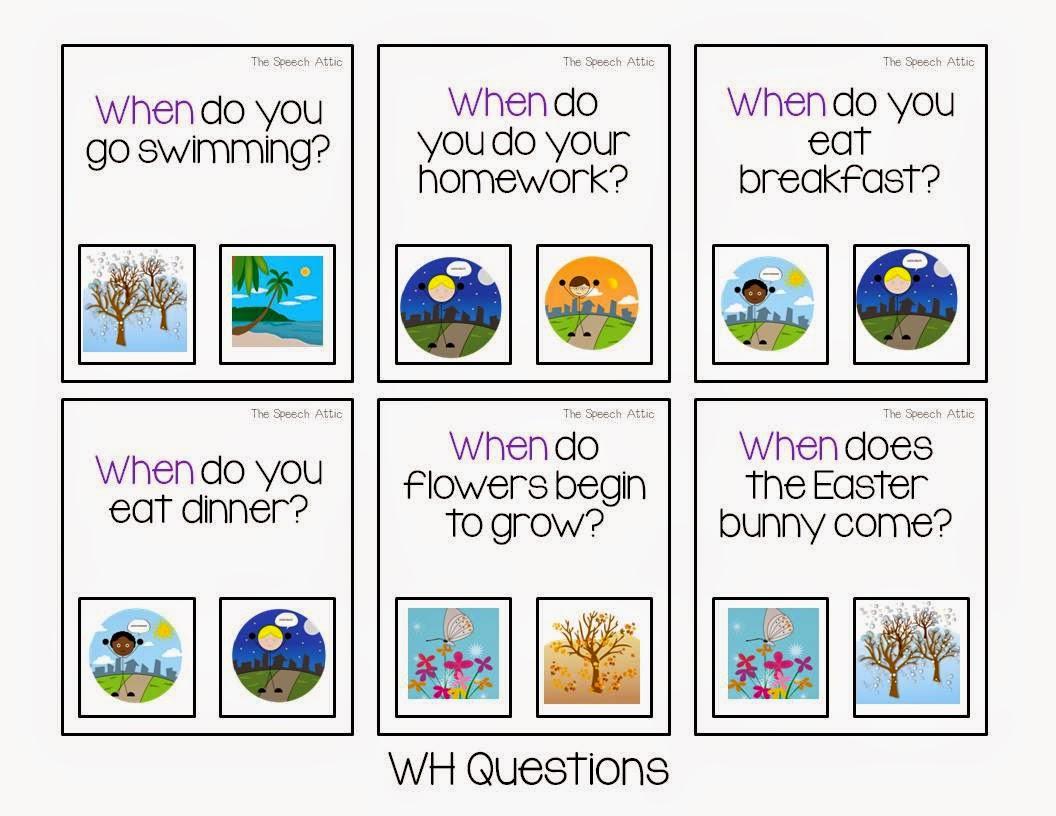 The Speech Attic Spring Expressive Receptive Language
