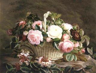 bodegones-flores-frutas-pintadas