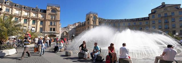 O que fazer no verão em Munique