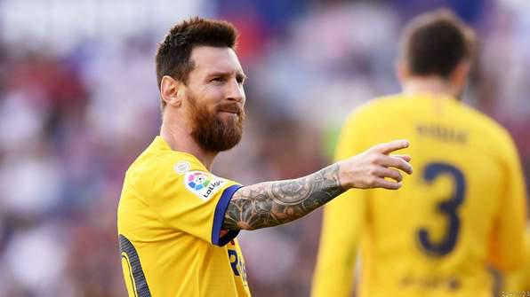 Messi Already Talking with Barcelona Over New Contract