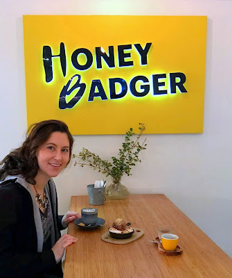 honey badger dessert cafe