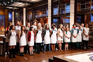 MasterChef US Season 5 contestants