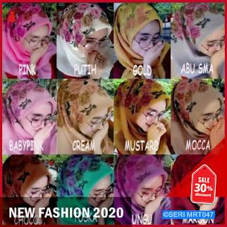MRT047P130 P Bella Hasanah Square Printing BMGShop