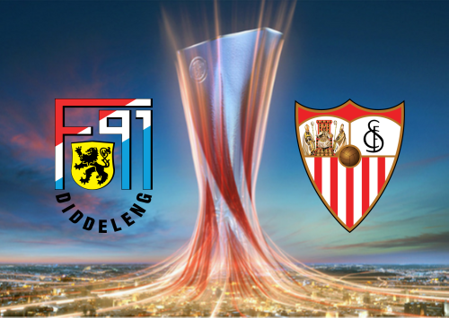 F91 Dudelange vs Sevilla -Highlights 7 November 2019