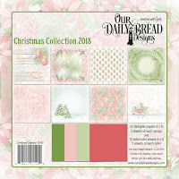 ODBD Christmas Paper Collection 2018