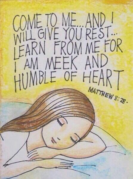 For a little while give your time to God, and rest in him