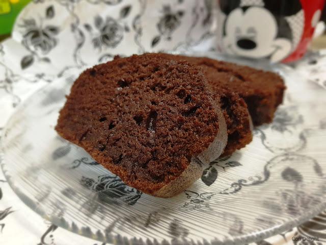 best stir and bake chocolate cake with spelt flour