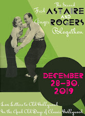 The Second Fred Astaire and Ginger Rogers Blogathon!
