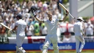 Ben Stokes 258 - Hashim Amla 201 - South Africa vs England 2nd Test 2016 Highlights