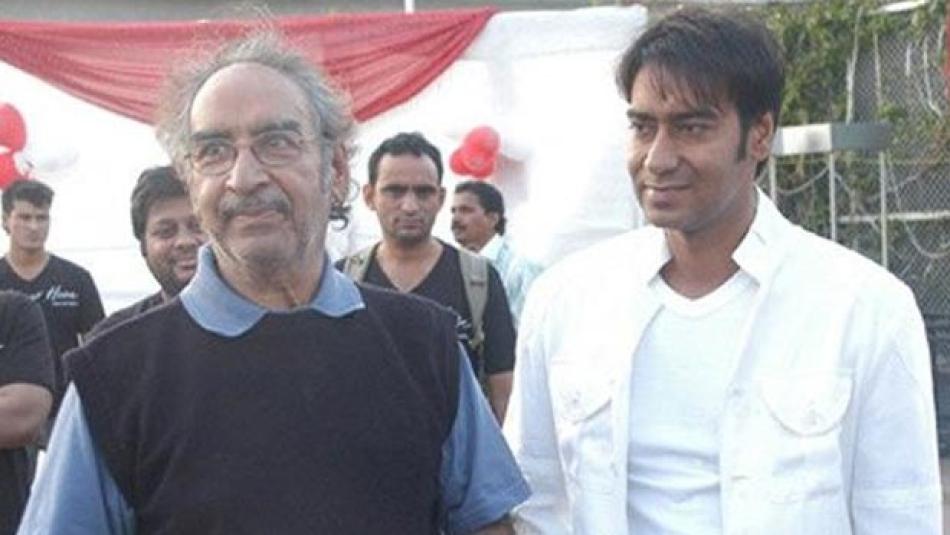 Veeru Devgan & Ajay Devgn
