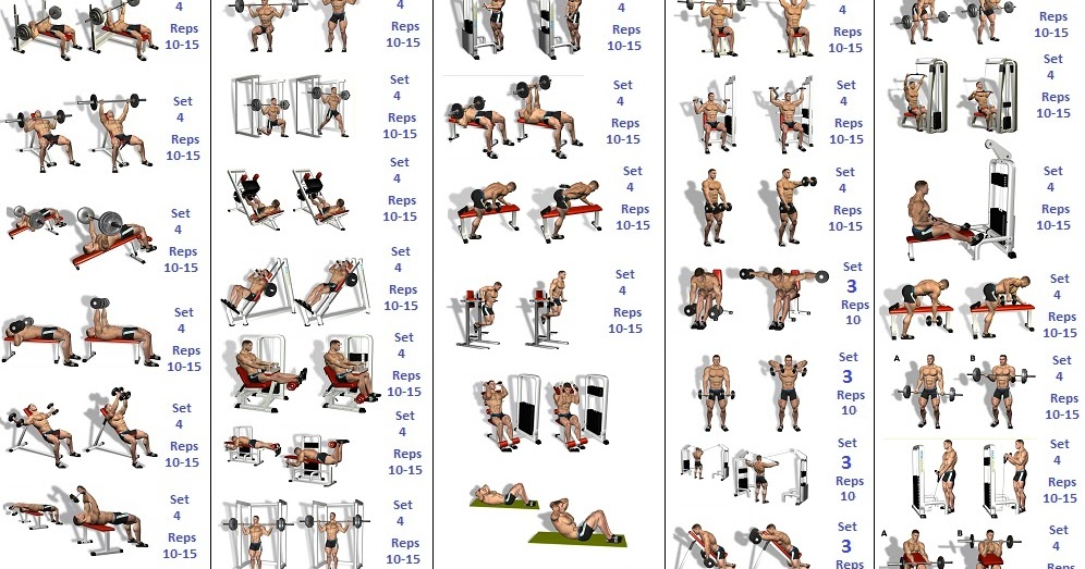Day Mass Building Workout Plan