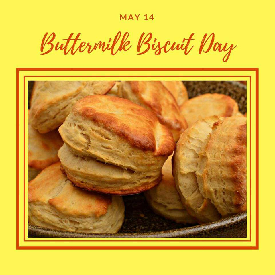 National Buttermilk Biscuit Day Wishes for Instagram