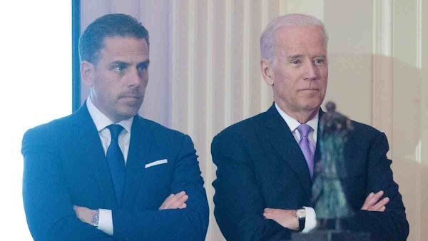 Hunter Biden Probe 'Active And Ongoing' Without White House Interference: Report