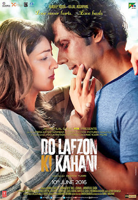 Do Lafzon Ki Kahani 2016 Hindi 480p WEB-HD 350MB