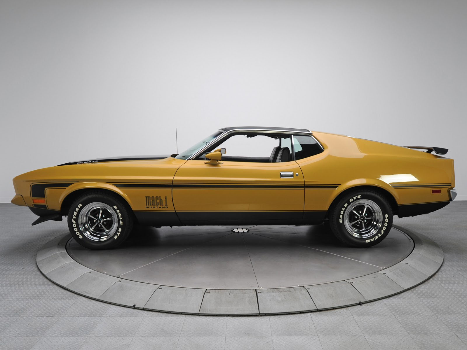 small resolution of 73 ford mustang 351 windsor wiring diagram