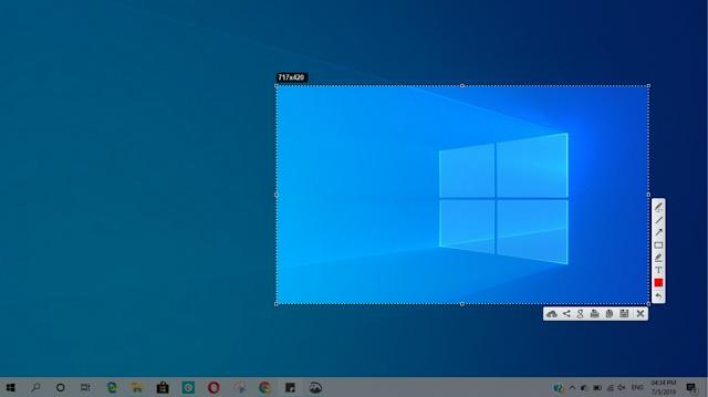 Langkah Screenshot di PC/Laptop Paling cepat, Hanya Sekali Click