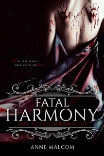 Fatal Harmony by Anne Malcom