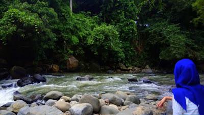 ketahui 10 alasan mengunjungi wisata air parsariran tapanuli selatan sumatera utara