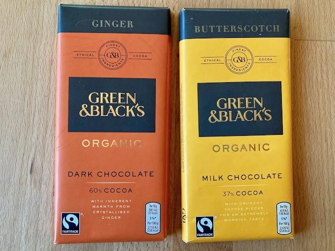 Der große Schokoladentest (62): Green & Black's