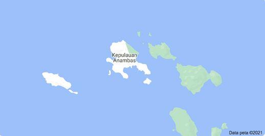 Tempat wisata di indonesia edisi kepulauan anambas