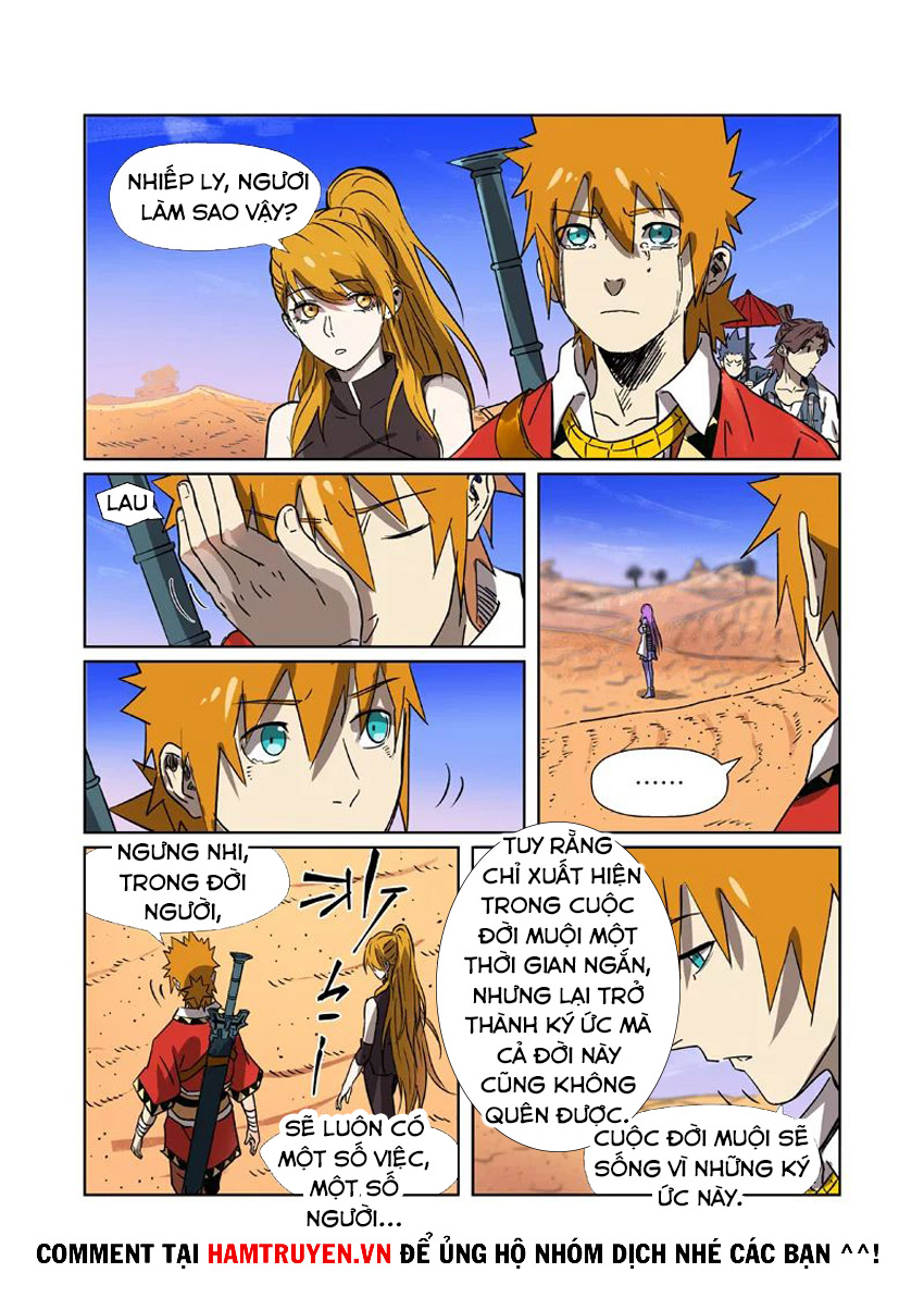 Yêu Thần Ký chap 288 - Trang 10