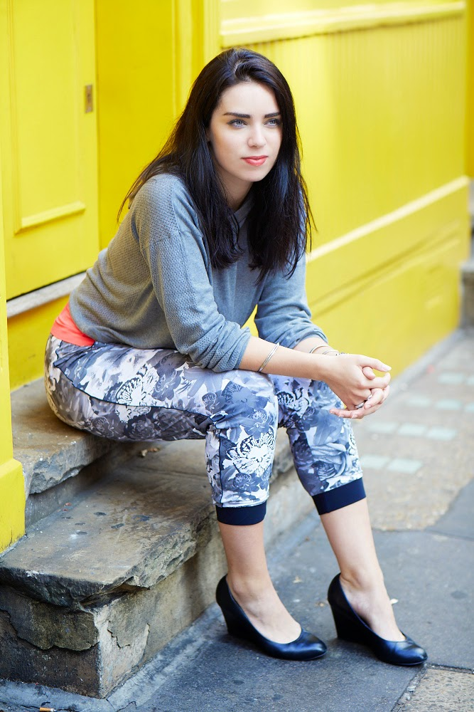 London fashion and lifestyle blogger Emma Louise Layla x Sweaty Betty collaboration