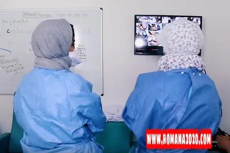أخبار المغرب: إصابة أطباء وممرضين بفيروس كورونا بالمغرب covid-19 corona virus كوفيد-19 في طنجة