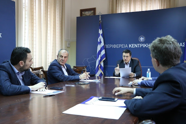 Α. Τζιτζικώστας: «Η Περιφέρεια φροντίζει ώστε η Κεντρική Μακεδονία να είναι ένας ασφαλής τουριστικός προορισμός» - Σεμινάρια για τα υγειονομικά πρωτόκολλα