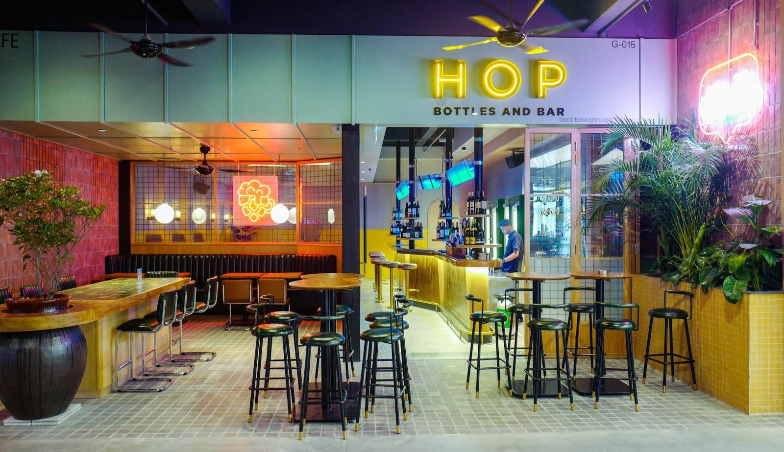 Hop Beer Bar, Jaya One