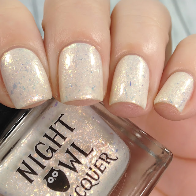 Night Owl Lacquer-Princess Zelda