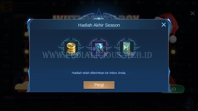 Hadiah Season