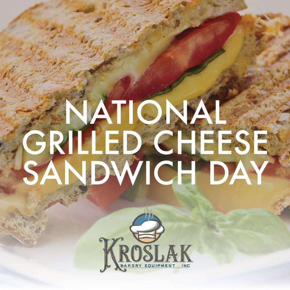 National Grilled Cheese Sandwich Day Wishes Photos
