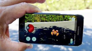 Pokemon Go Game Terpopuler 1 sepanjang masa