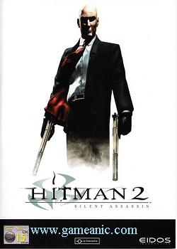 Hitman 2 Silent Assasin Game cover