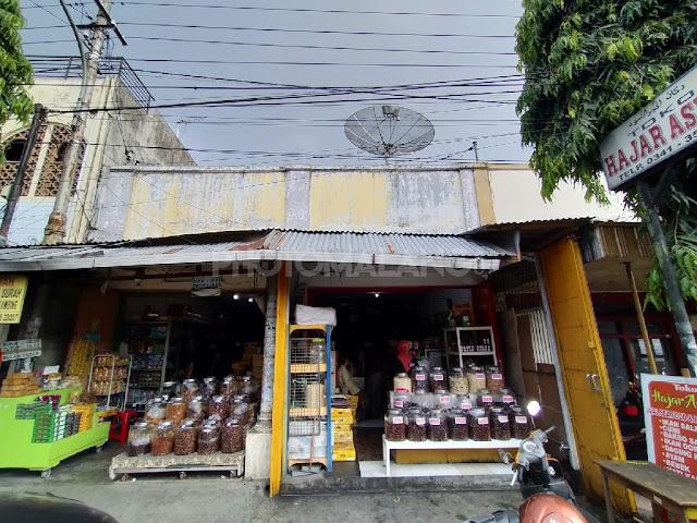 toko amanah dan hajar aswad malang