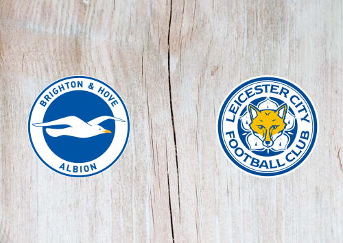 Brighton & Hove Albion vs Leicester City -Highlights 23 November 2019