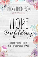 Hope Unfolding Book Club - Chapter 1